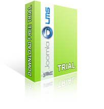 JoomlaLMS Trial edition - free download