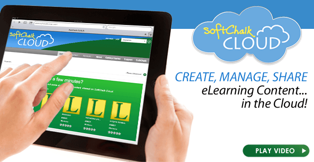 SoftChalk Cloud authoring tool