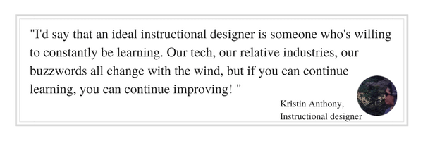 Challenges of Instructional Designers