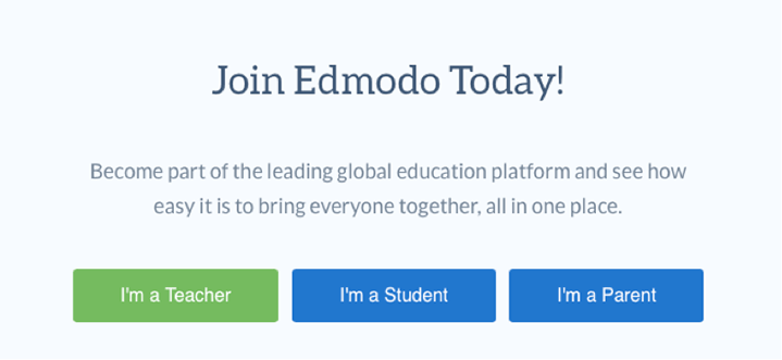 Edmodo education platform