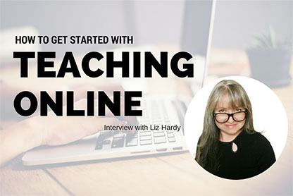 start teaching online