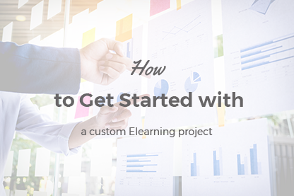 Custom E-learning project
