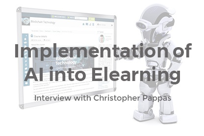 Implementation of AI into eLearning