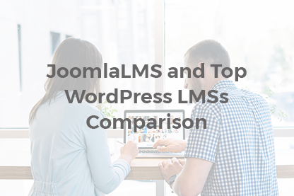 JoomlaLMS and Top WordPress LMSs Comparison