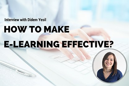 How to Make E-Learning Effective?