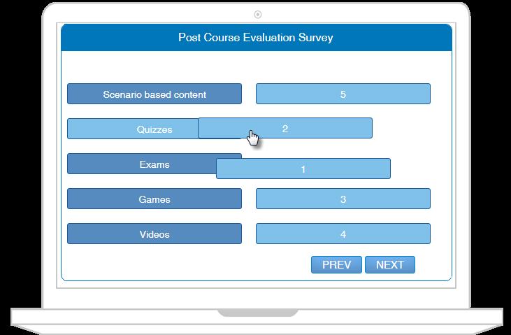 JoomLMS survey