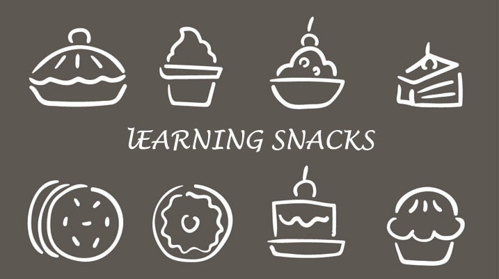 learning snacks